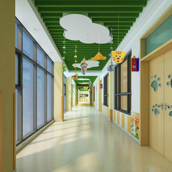 幼儿园教室装扮图片可爱温馨