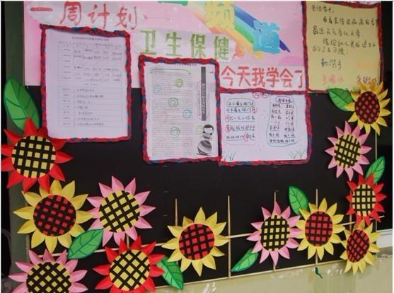 幼儿园班级主题墙饰设计
