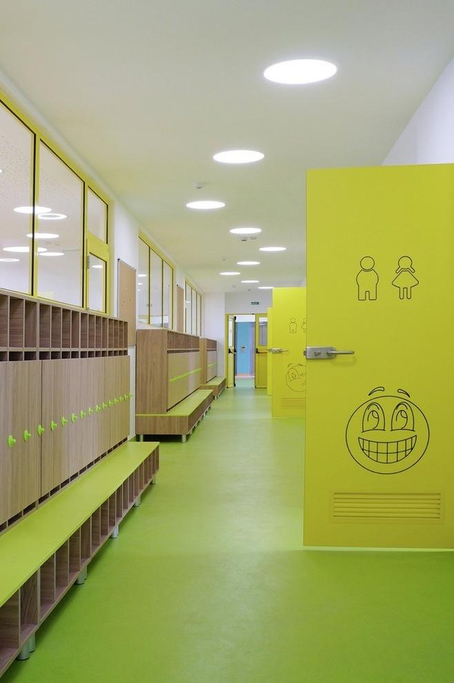 幼儿园地面设计作品欣赏