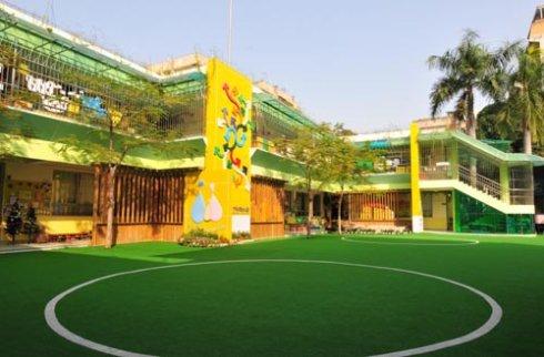 幼儿园户外环境设计的特点