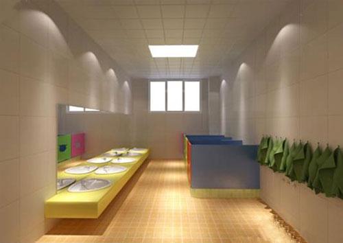 幼儿园卫生间布局设计