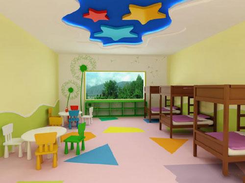 幼儿园建筑的房间组成有哪些?