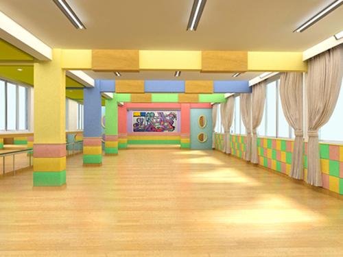 幼儿园室内设计对墙面的要求