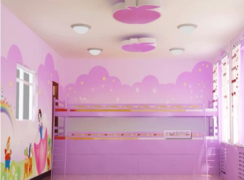 幼儿园墙面壁纸的材料选用及图案如何选择?