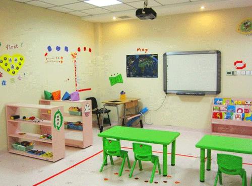 幼儿园儿童空间环境装修设计效果图