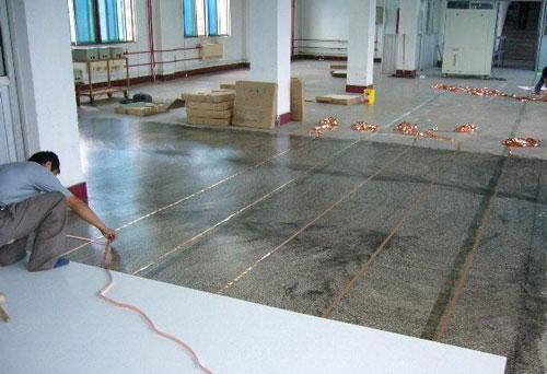 pvc防静电地板特点,价位,种类及施工特点介绍