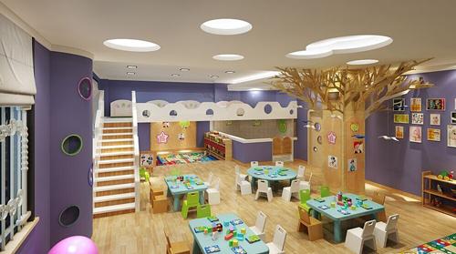 幼儿园装修设计重点