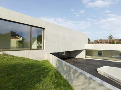 国外幼儿园设计:瑞士新泊航沙幼儿园建筑