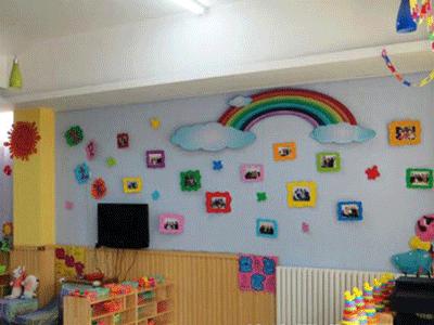 通过上文可以知道,幼儿园照片墙的设计不仅有利于孩子的成长,而且有