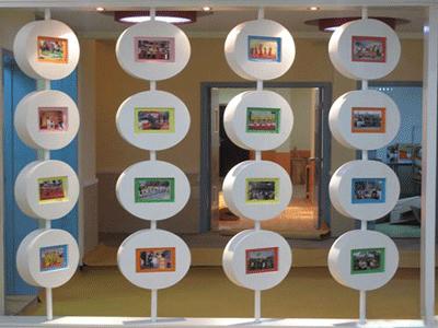 幼儿园照片墙设计的意义